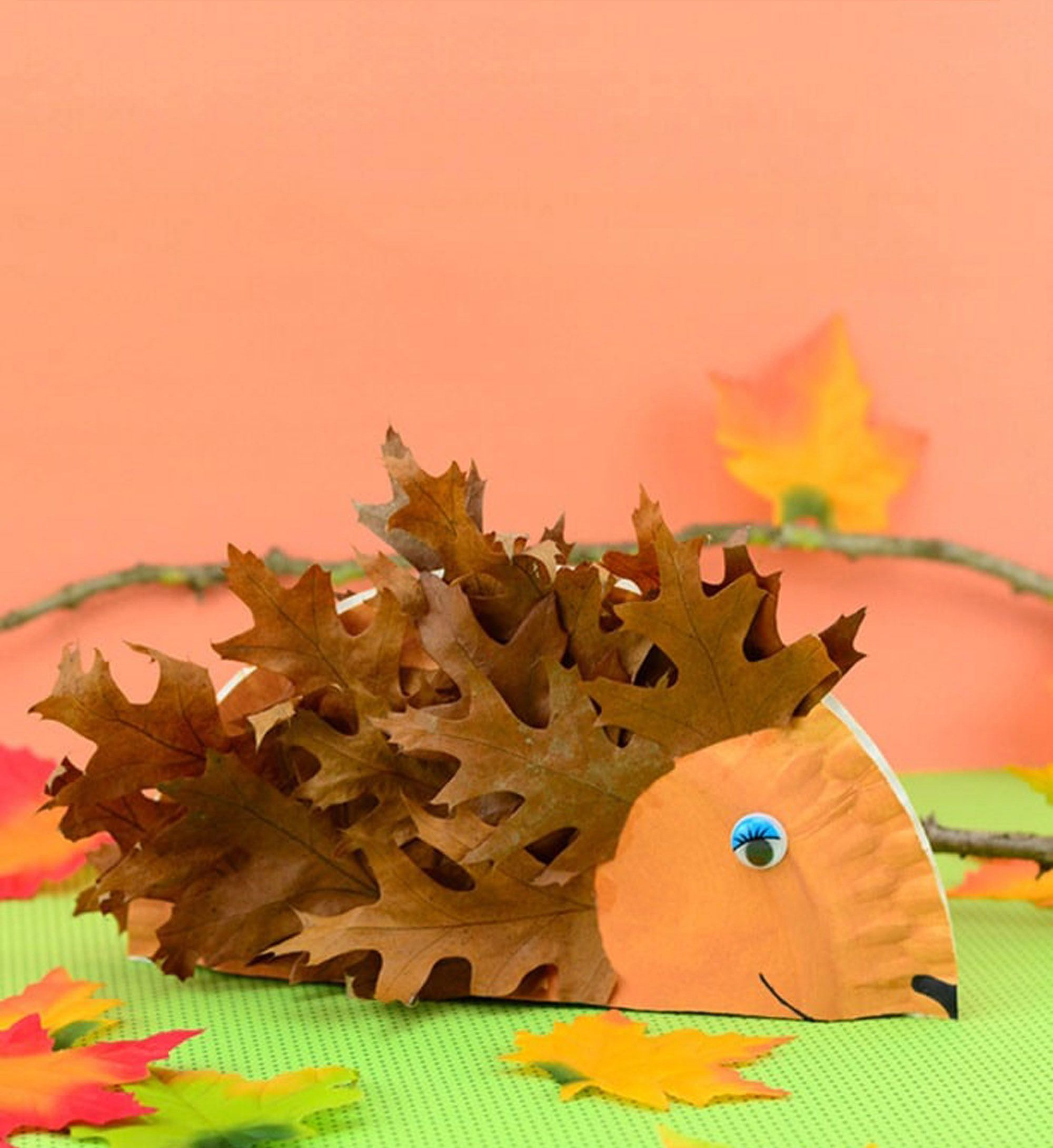 attractive Fall Crafts For Seniors Part - 13: Country Living Magazine