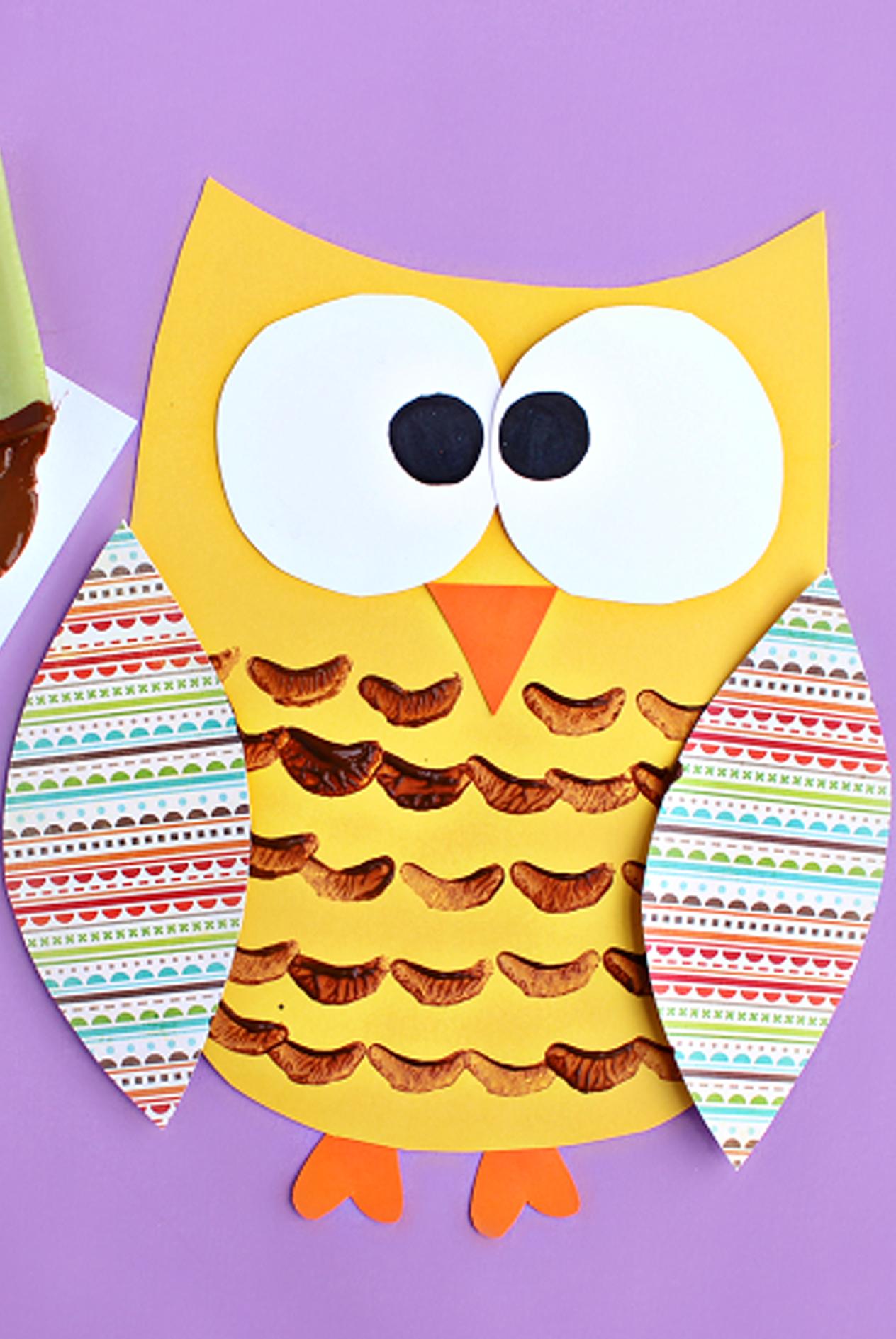 fall-crafts-kids-owl