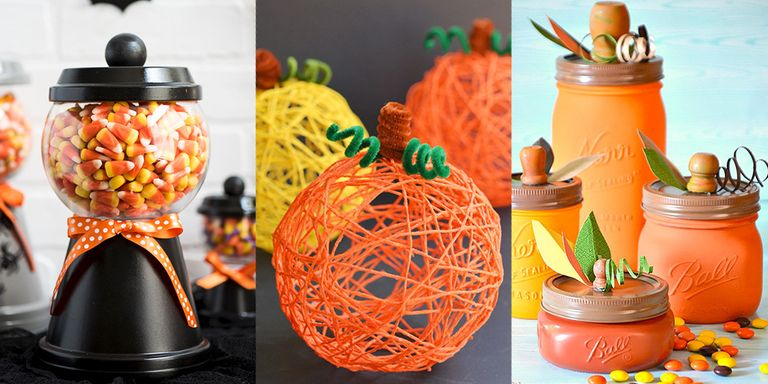 adults crafts craft fall diy easy projects creative fun halloween autumn decorations adult arts november pumpkin homemade thanksgiving easter sell