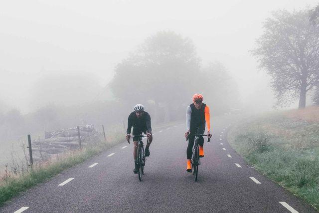 fall cycling gear
