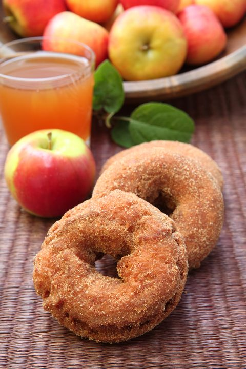 fall date ideas apple cider donuts