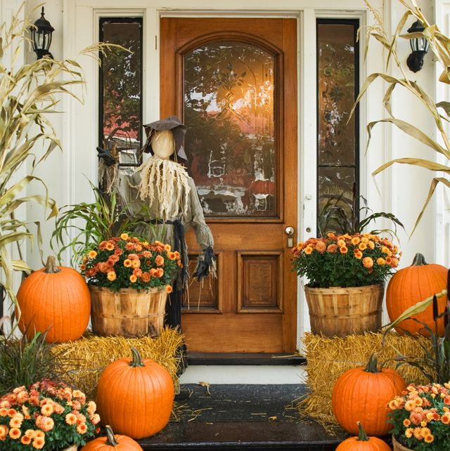 23 Best Fall Home Decorating Ideas 2019