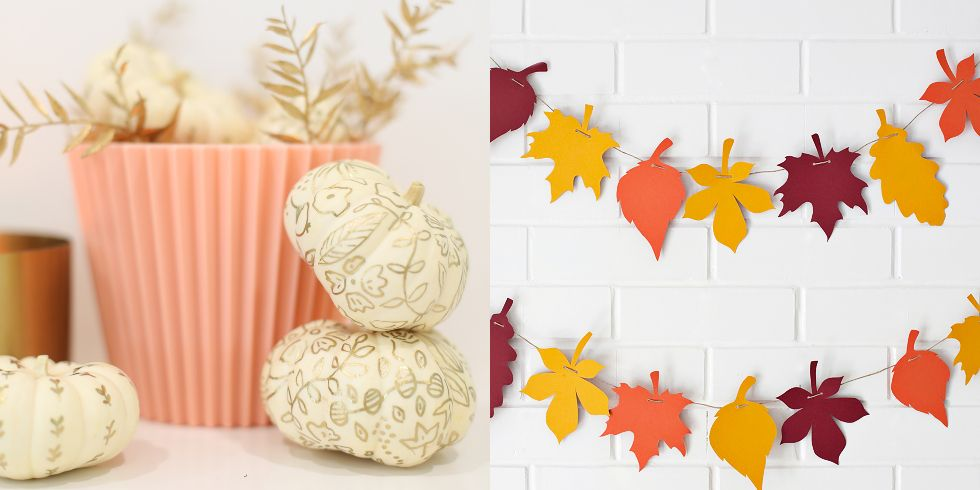 fall decorating ideas  sc 1 st  Womanu0027s Day & 15 Easy Fall Decorating Ideas - Best Autumn Decor Tips