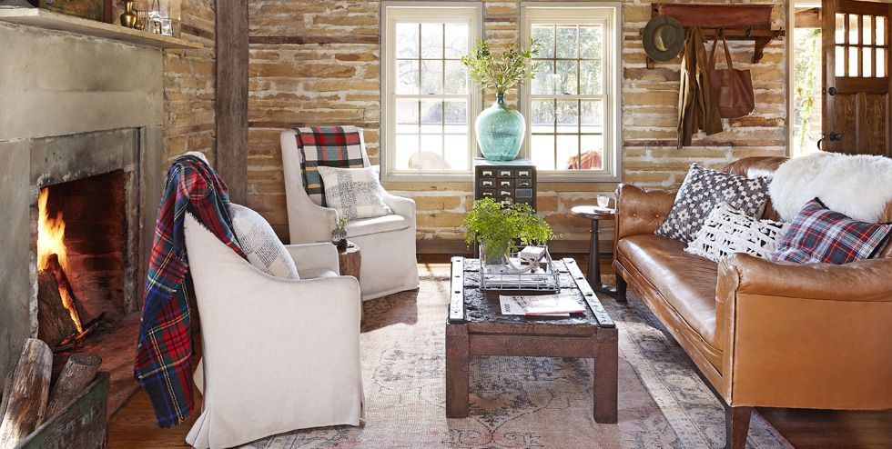 10 Large Living Room Ideas To Fall In Love With: 55 Easy Fall Decorating Ideas