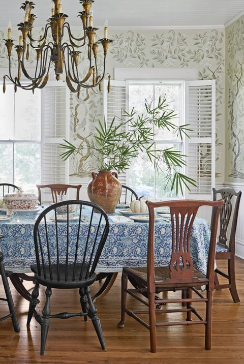 Fall Decorating Ideas Dining Room