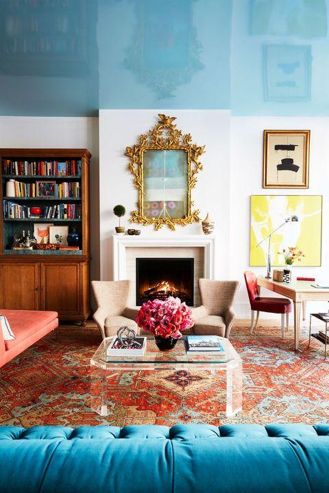 Tis Autumn Living Room Fall Decor Ideas: 40+ Easy Fall Decorating Ideas