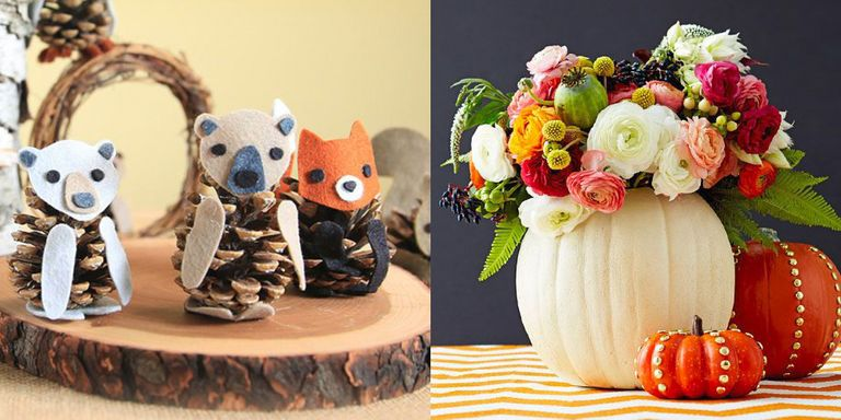 30 best fall home decorating ideas 2018 autumn decorations for