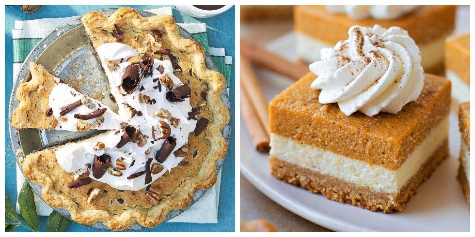 40 Easy Fall Dessert Recipes