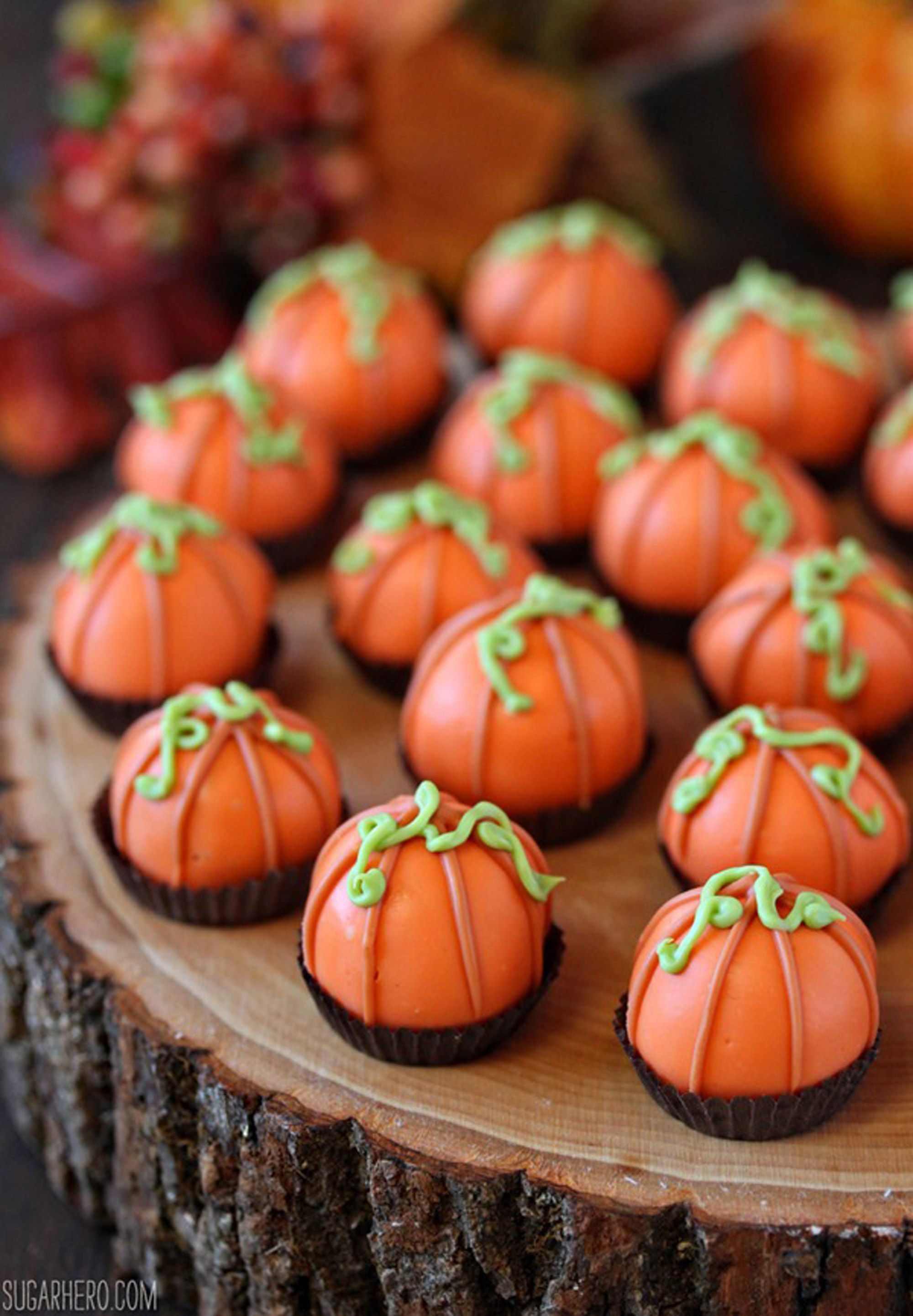 40 easy fall dessert recipes best treats for autumn parties