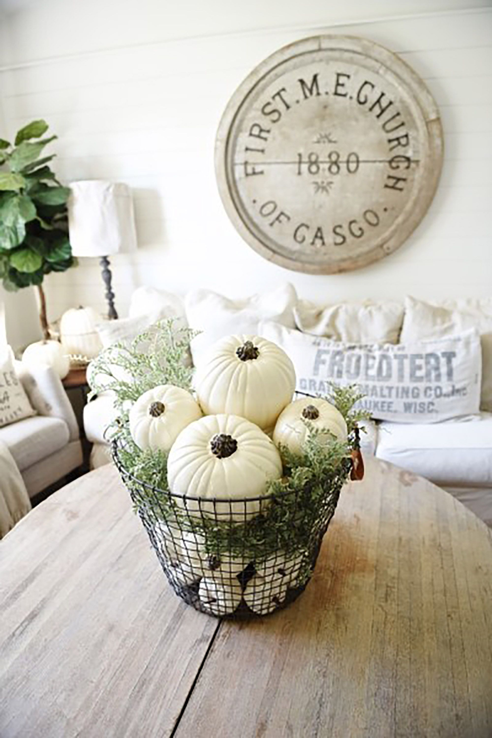 diy fall centerpieces