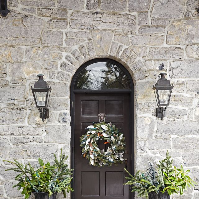 30 Best Diy Fall Wreaths Prettiest Autumn Door Wreaths For Sale