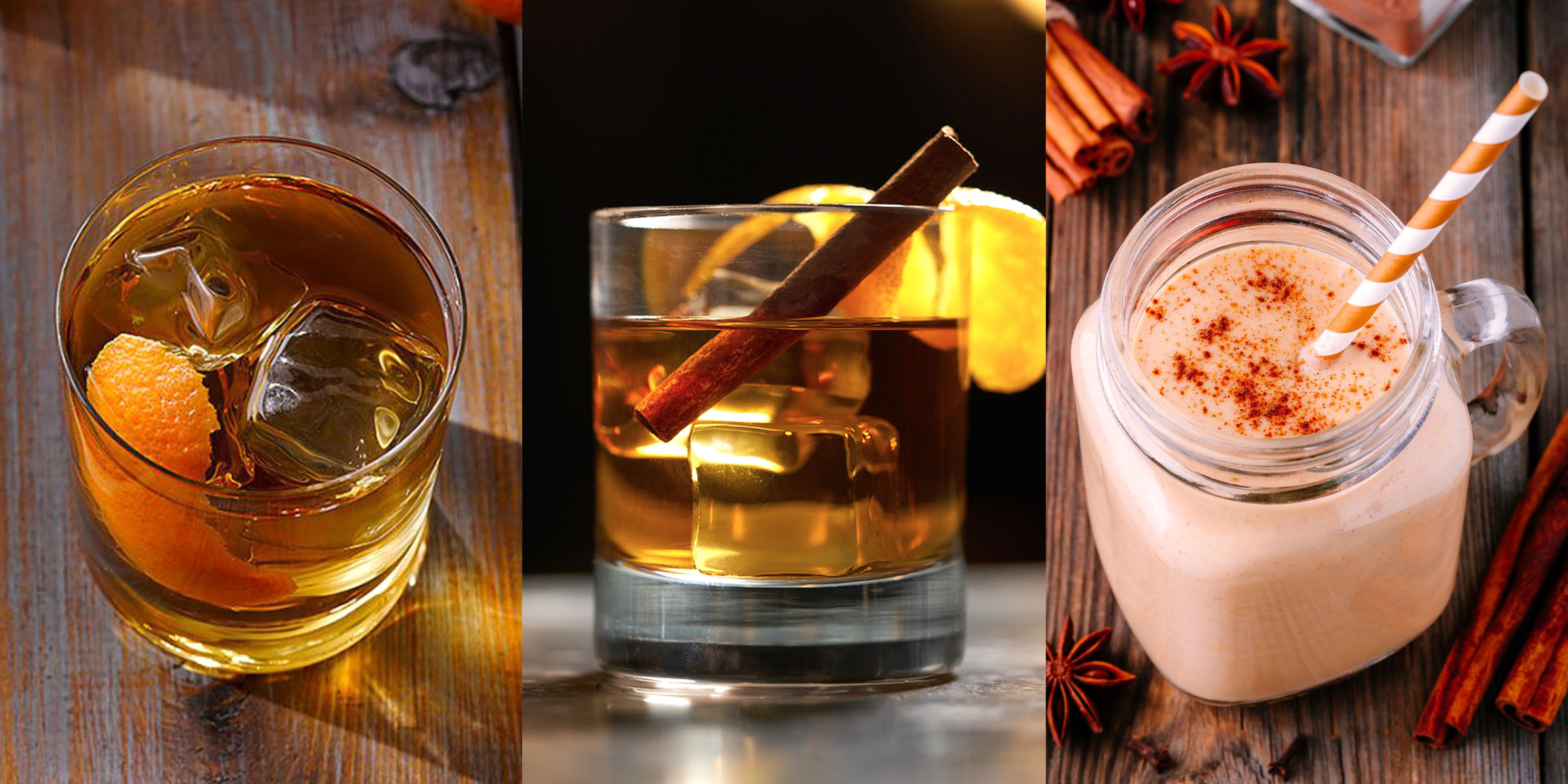 27 Fall Cocktails to Make When It Starts Cooling Down