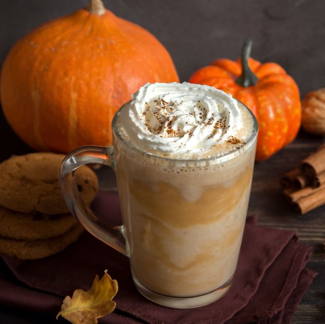 fall flavored items to eat