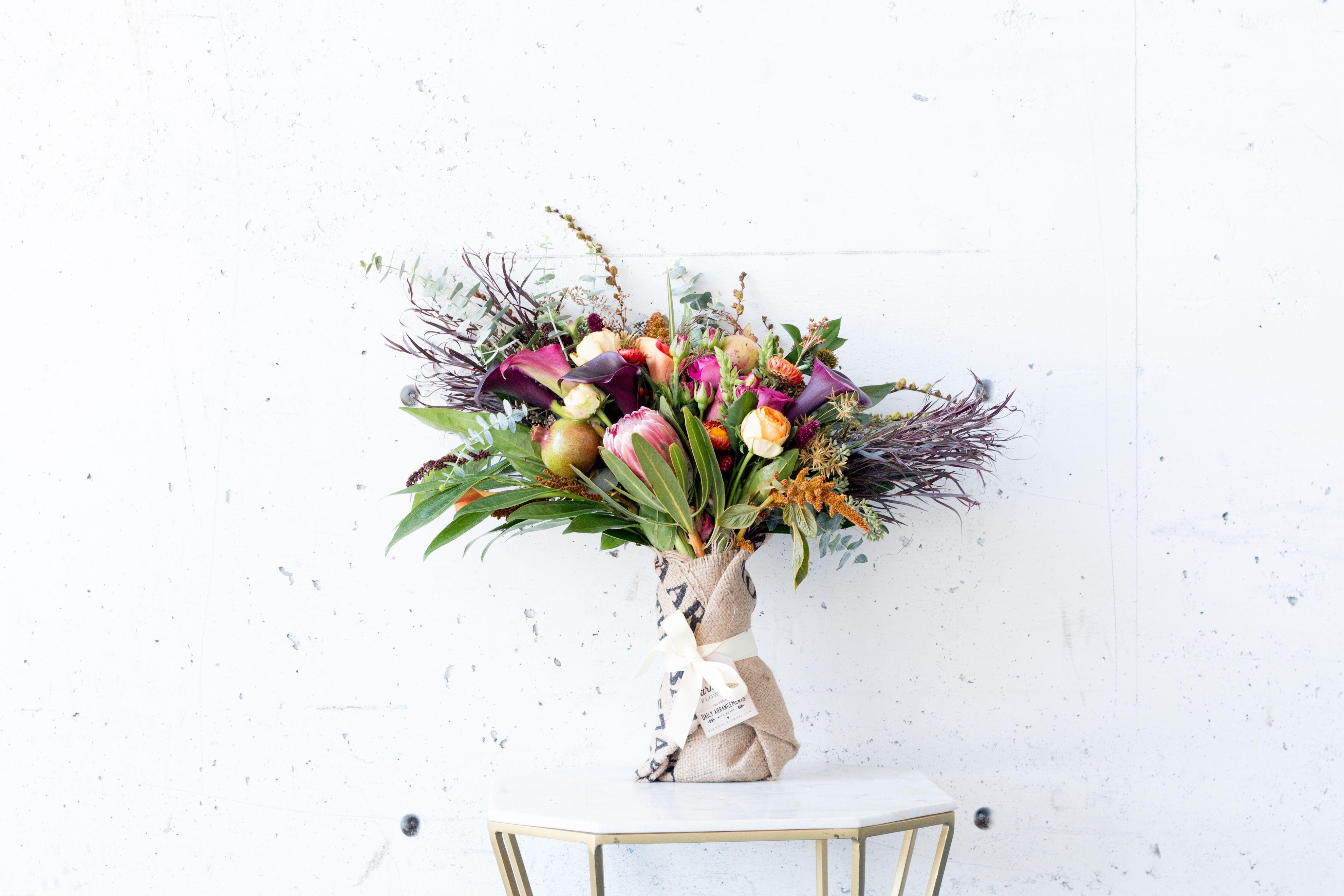 Fall Flower Arrangements - Pretty Autumn Floral Arranging Ideas
