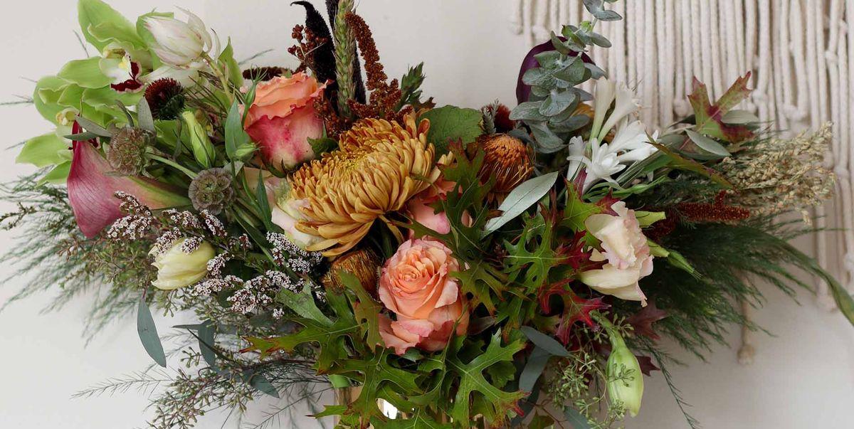 Gorgeous Fall Floral Arrangements Pretty Autumn Floral