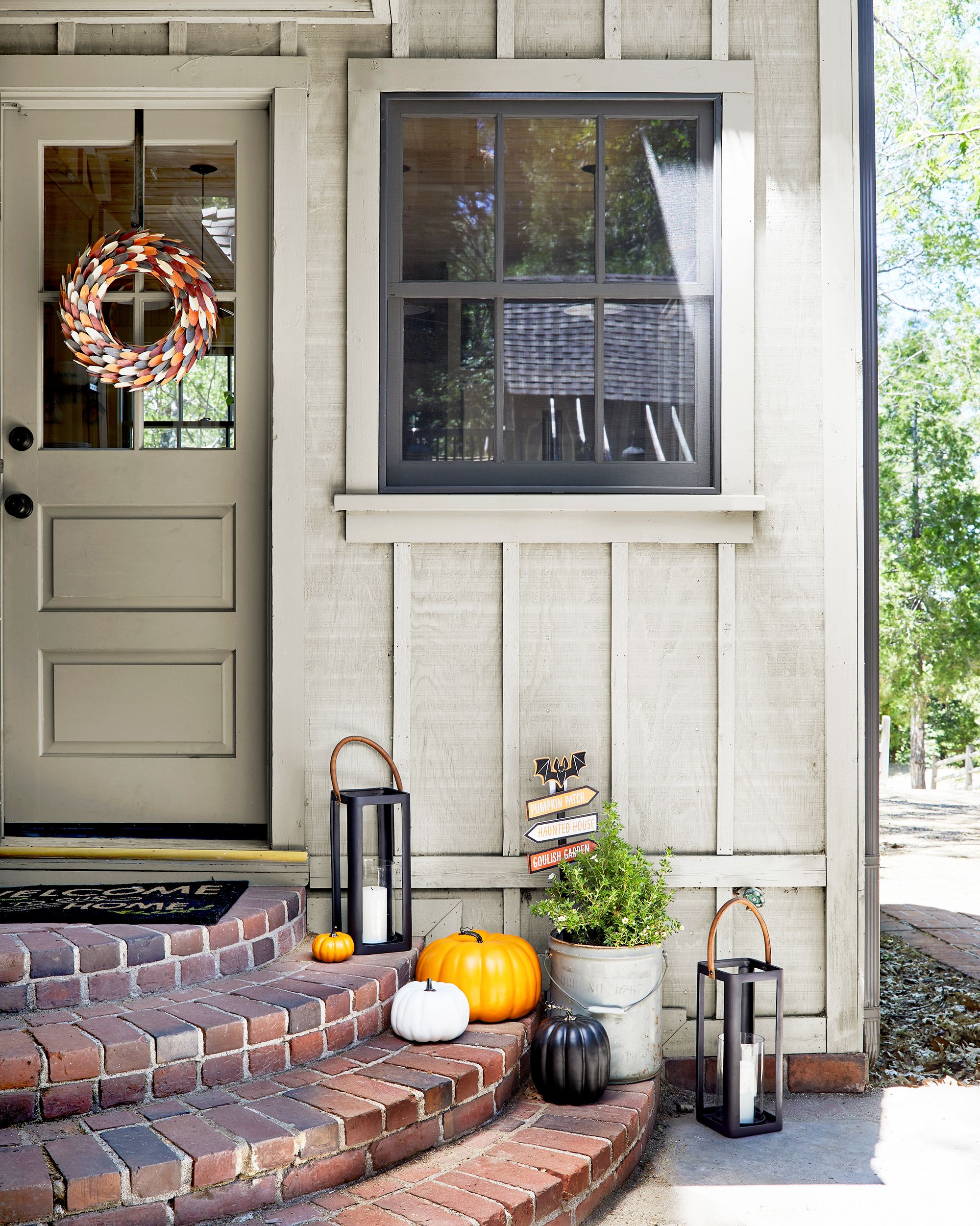 34 Fall Porch Decor Ideas Best Autumn Front Porch Decorations