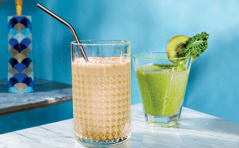 Runner-Friendly Fall Smoothies