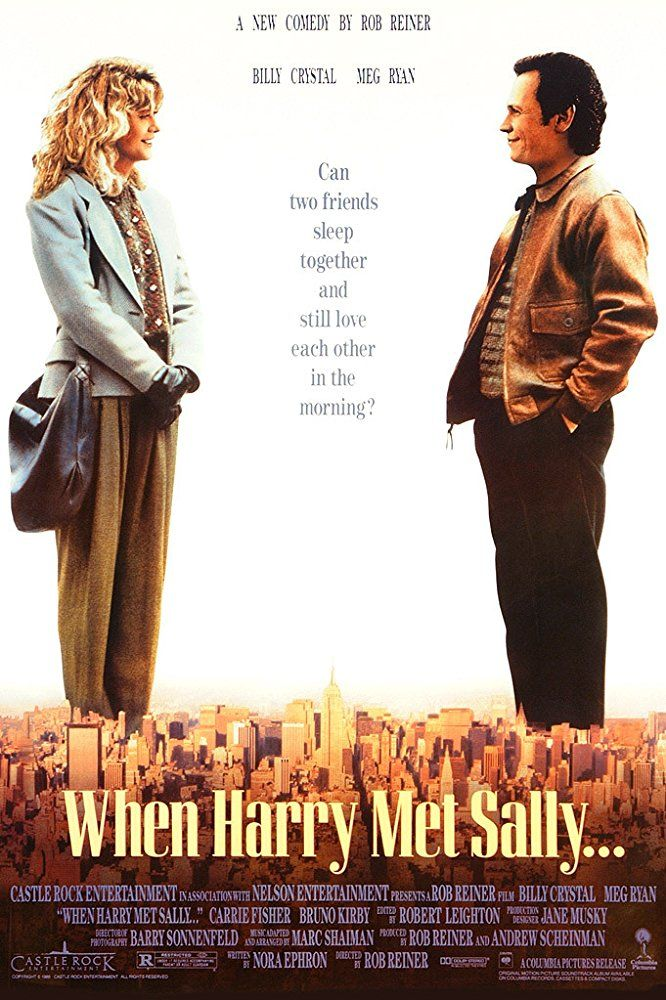 fall movies - when harry met sally