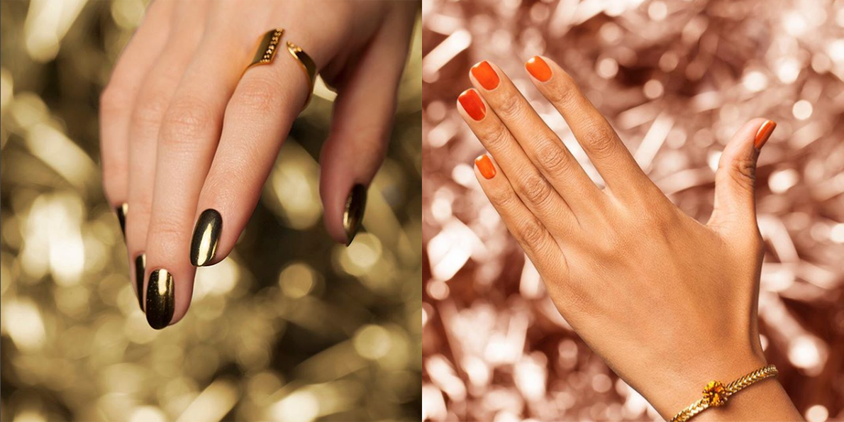 10 Cute Fall Nail Colors for 2018 - Trendy Nail Polish Shades for Autumn