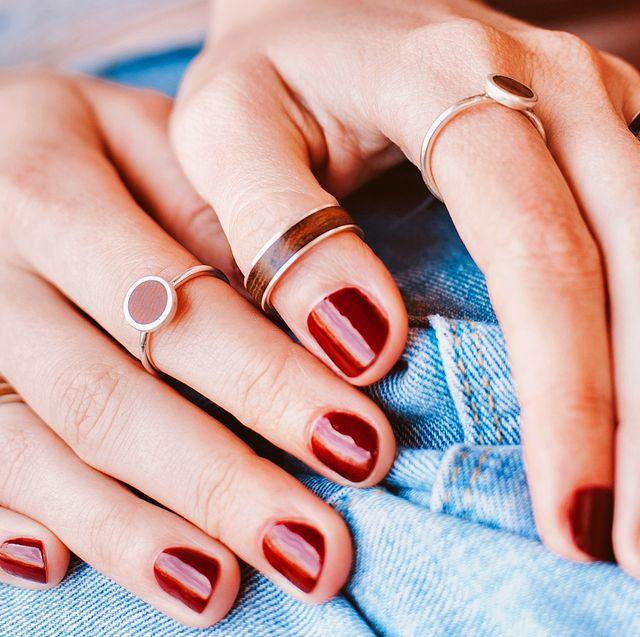 autumn nail colours 2020