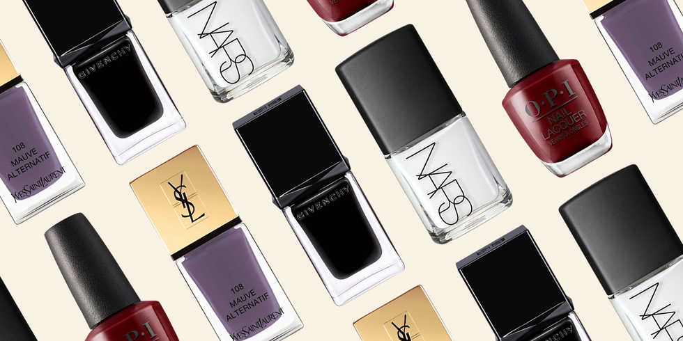 A Celebrity Nail Artist Predicts The Biggest Polish Colors for Fall