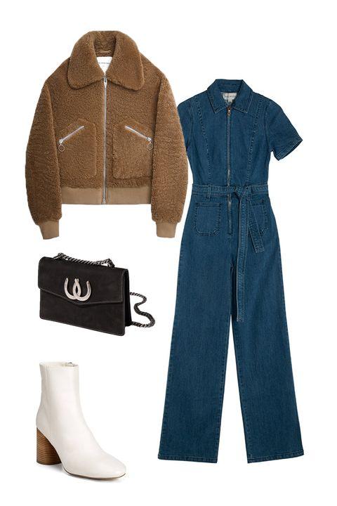 Clothing, Denim, Jeans, Blue, Product, Footwear, Brown, Outerwear, Fashion, Beige,