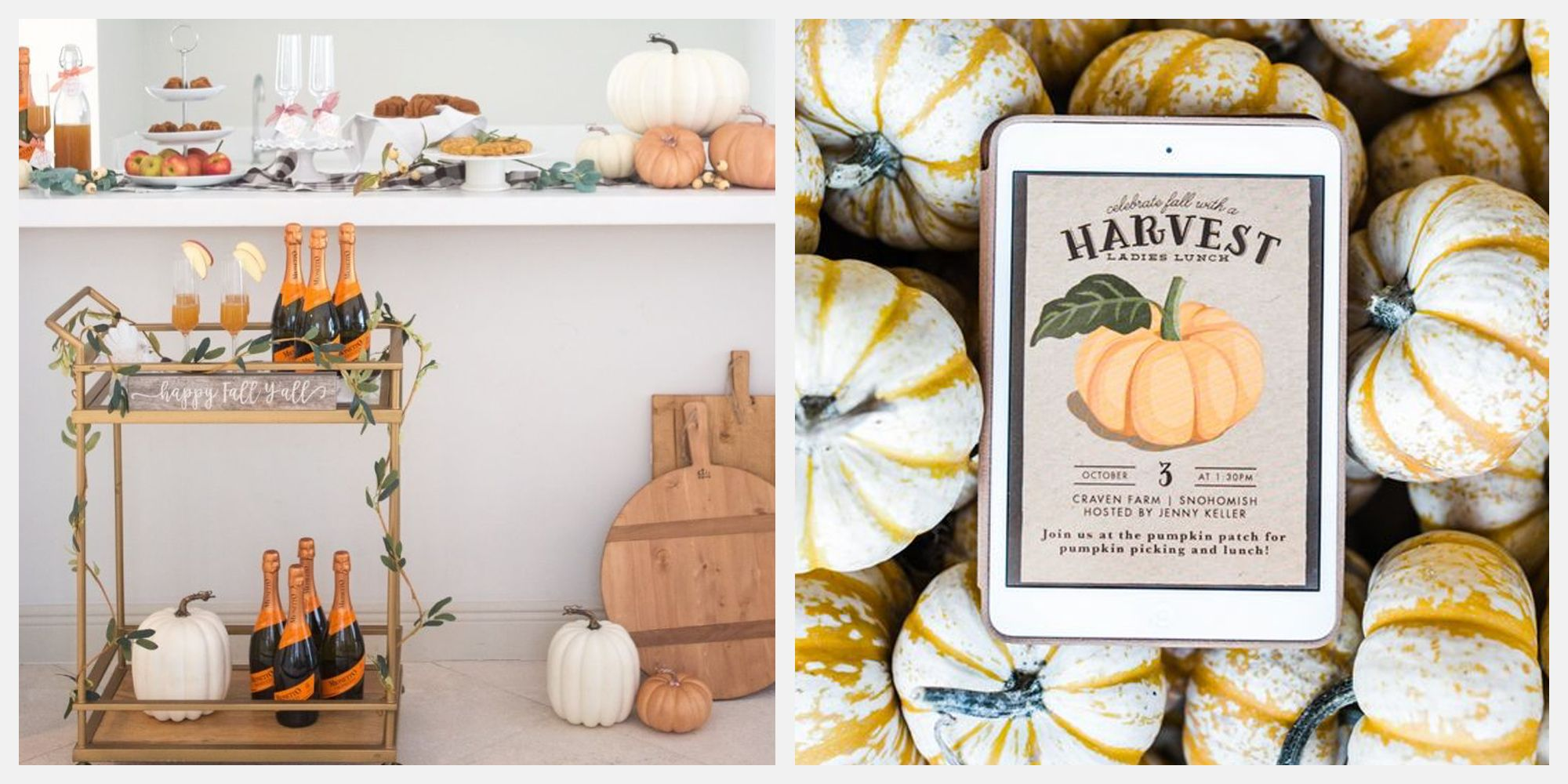 21 Brilliant Fall Party Ideas Best Autumn Party Themes And Activities
