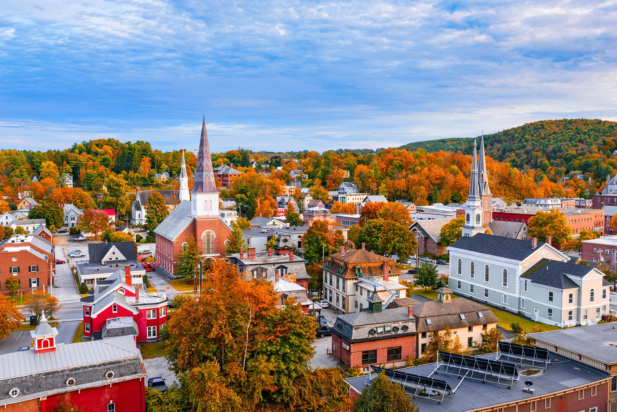 fall pictures - montpelier vemont