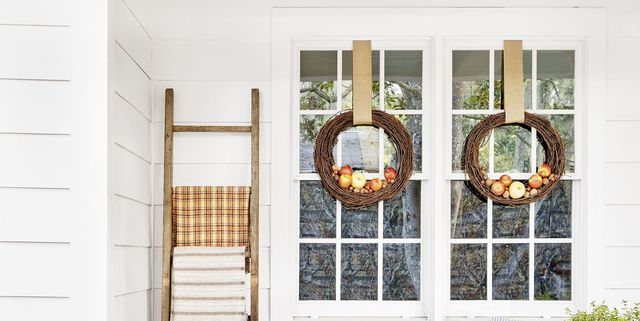 The Coziest Ways to Decorate Your Front Porch This Fall