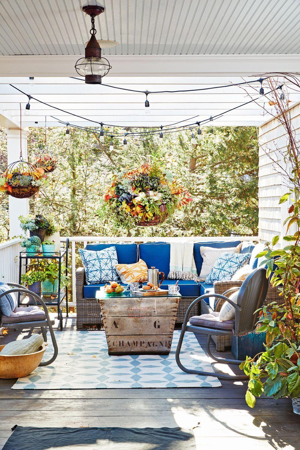 34 Fall Porch Decor Ideas Best Autumn Front Porch Decorations