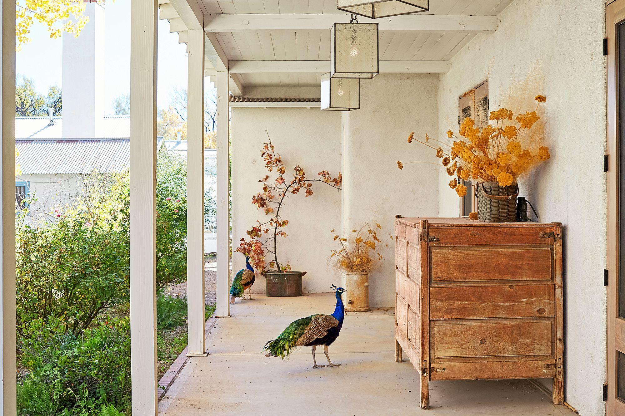 33 Fall Porch Decor Ideas - Best Autumn Front Porch Decorations