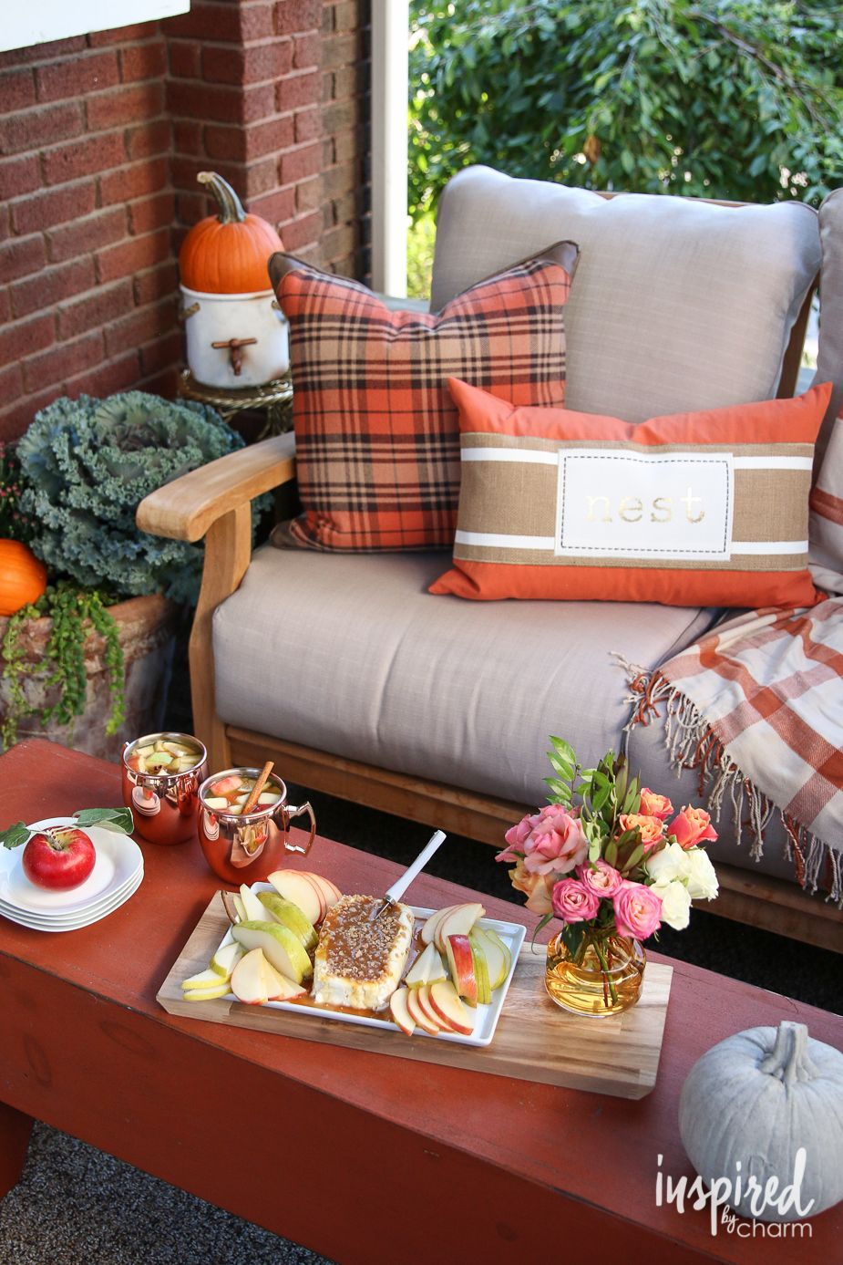 67 Fall Porch Decorating Ideas Outdoor Fall Decor