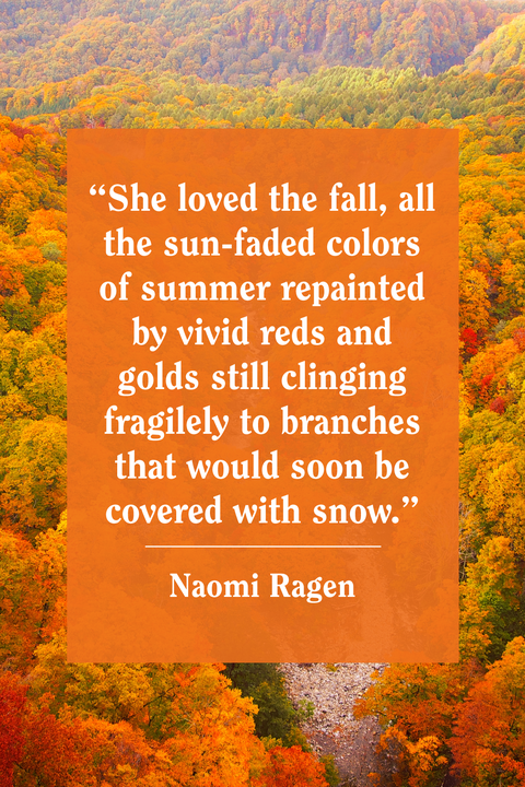 40 Best Fall Quotes 2019 - Autumn Quotes