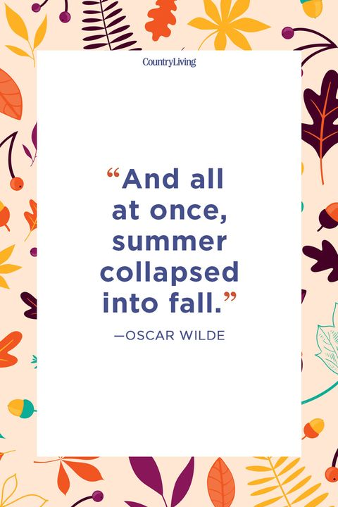 30 fall season quotes best sayings about autumn fall quotes oscar wilde m4hsunfo