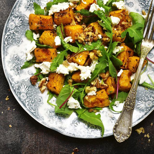 Healthy Ideas For Autumn Salads