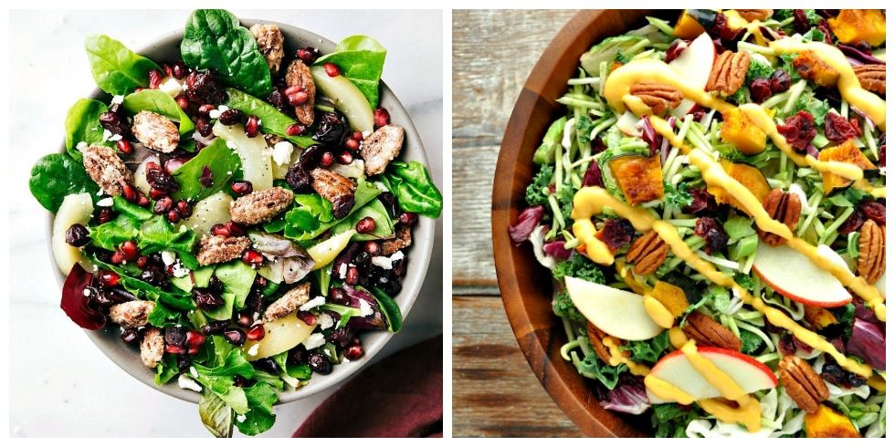 18 best fall salad recipes healthy ideas for autumn salads forumfinder Images