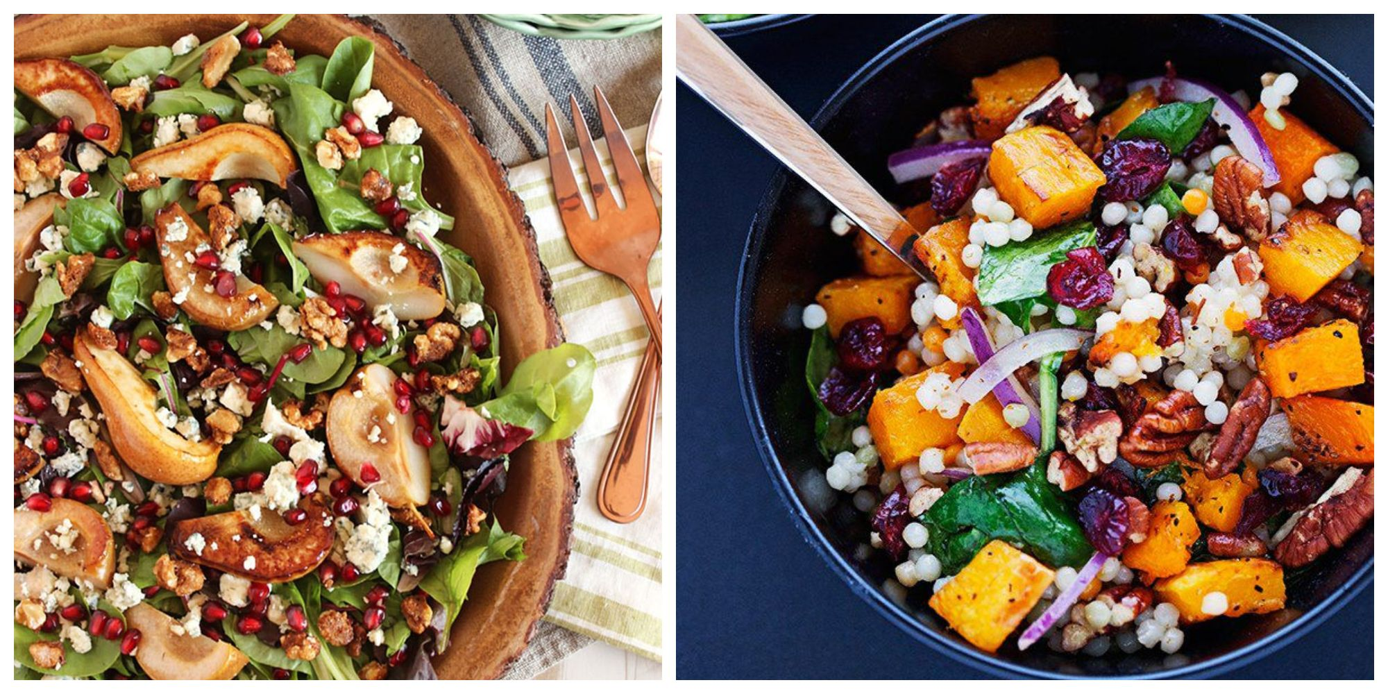 18 Fall Salads That Make Eating Healthy Easy