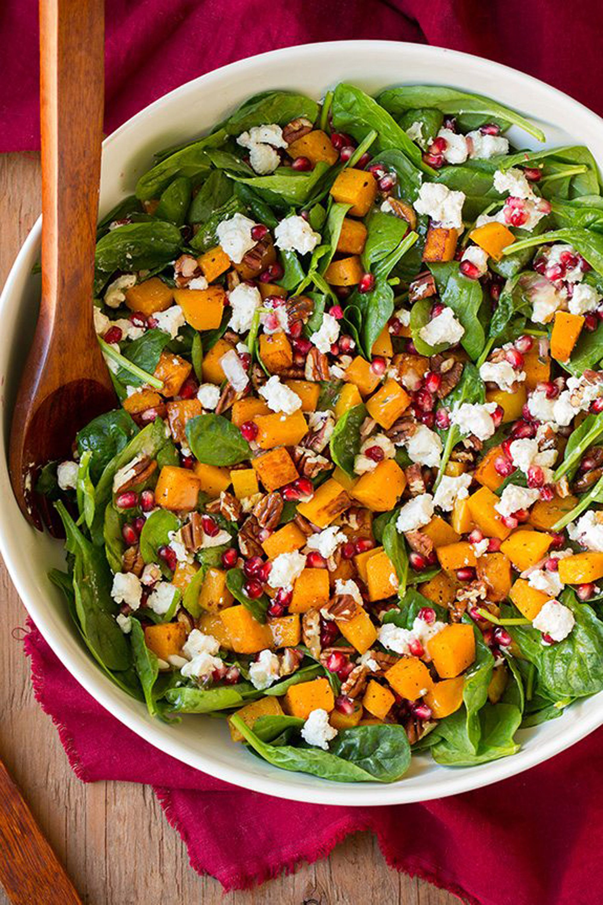 10 Best Fall Salad Recipes - Healthy Ideas for Autumn Salads