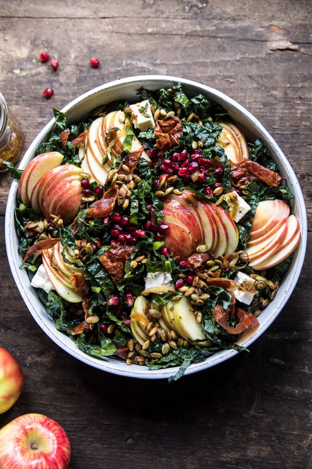 fall salads honeycrisp