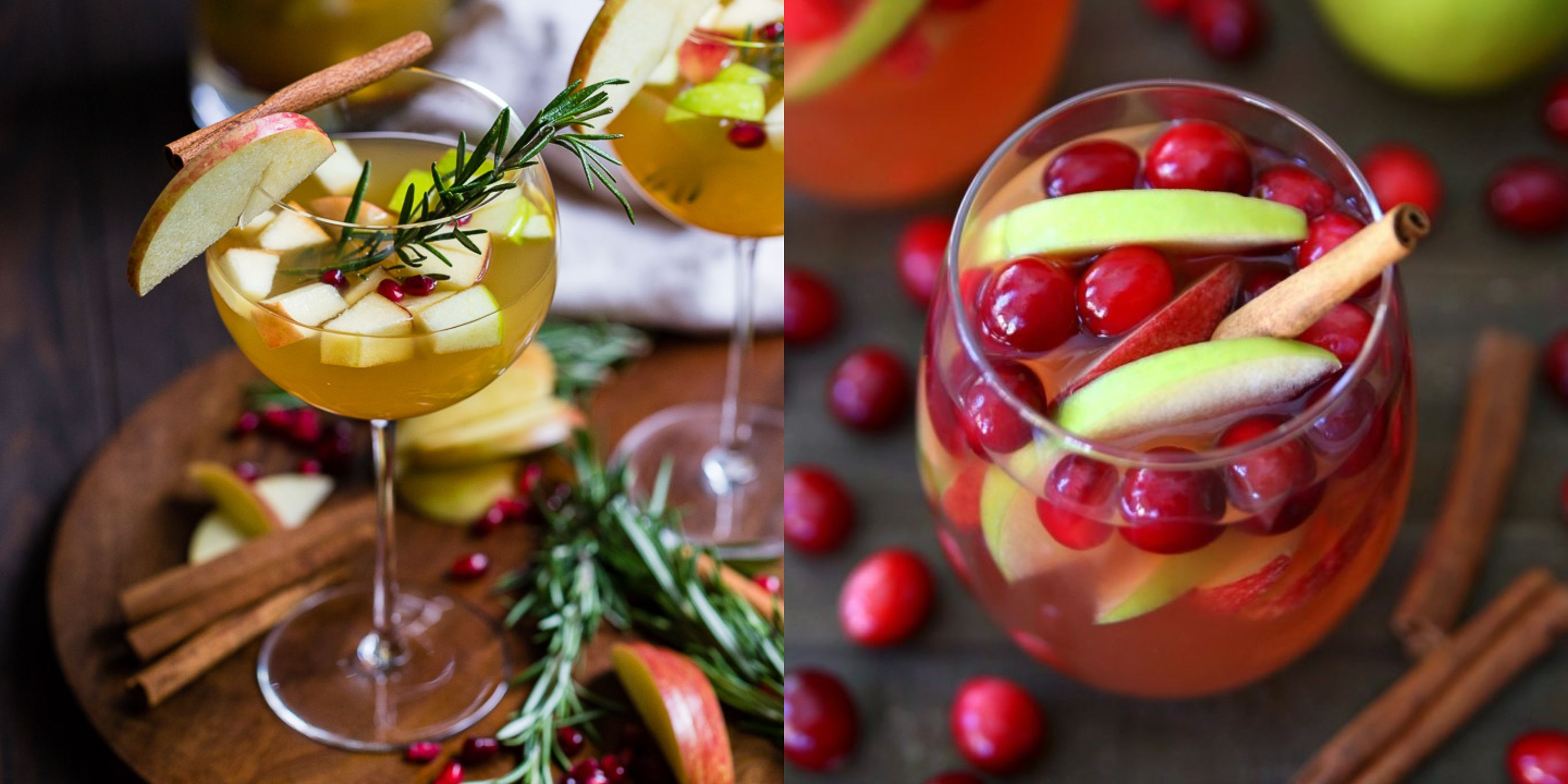 35 Fall Sangrias Filled With Seasonal Flavors