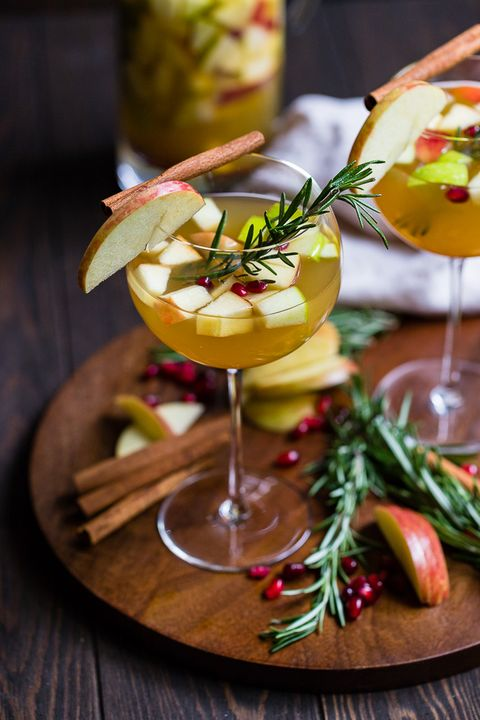 fall sangria autumn harvest