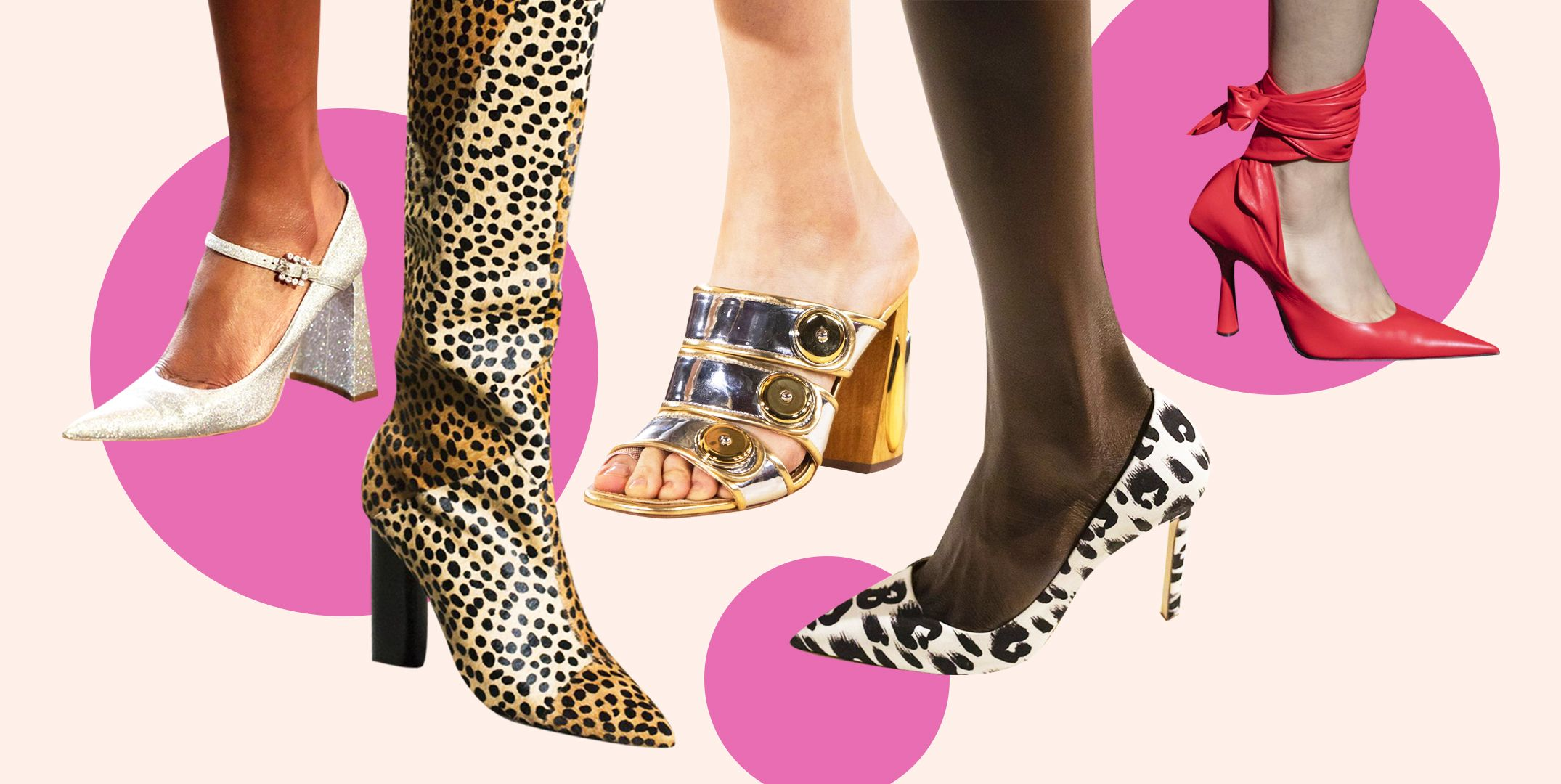 15 Fall Shoe Trends 2019 — Top Fall Accessory Runway Trends