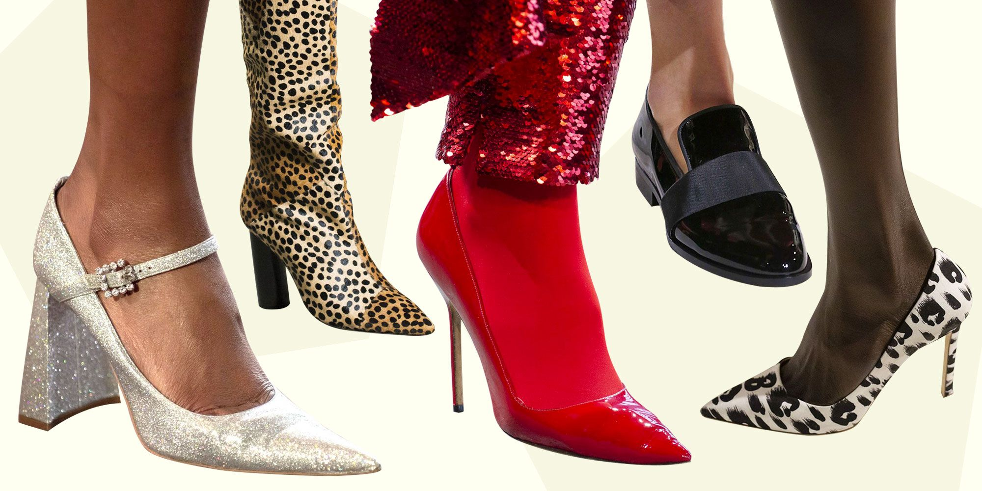 12 Fall Shoe Trends 2019 Top Fall Accessory Runway Trends For Women