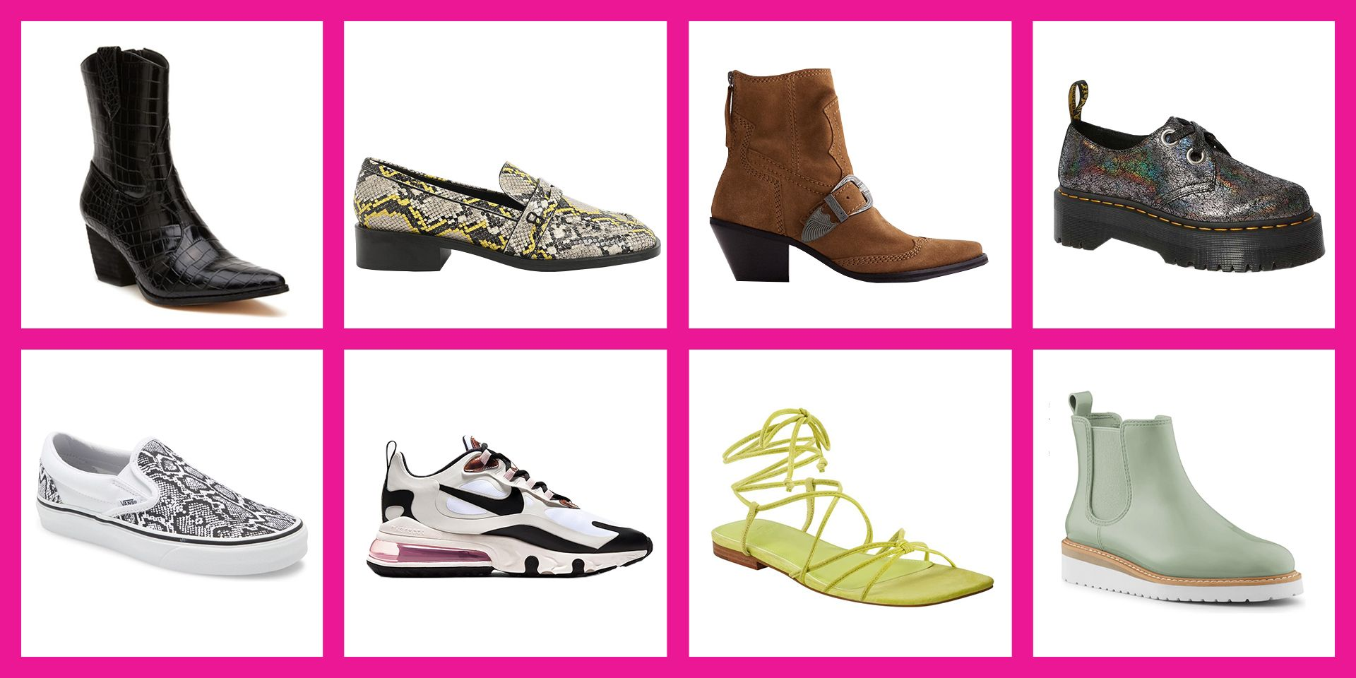 Cute Fall Shoes Boots Sneakers For 2020