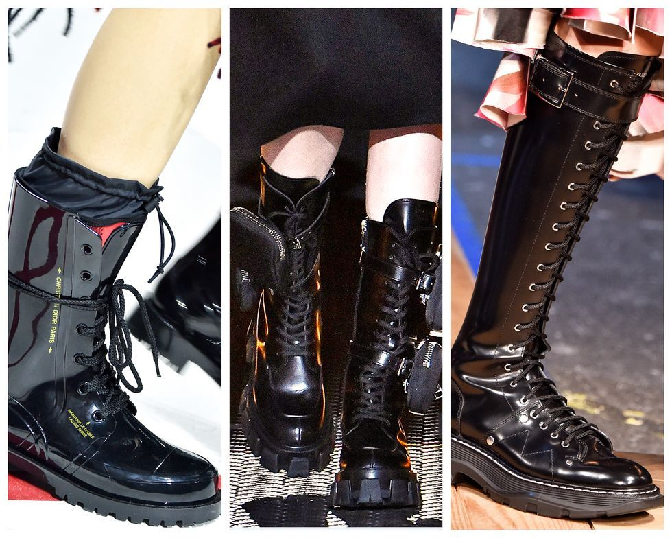 The 7 Biggest Shoe Trends For Fall 2019