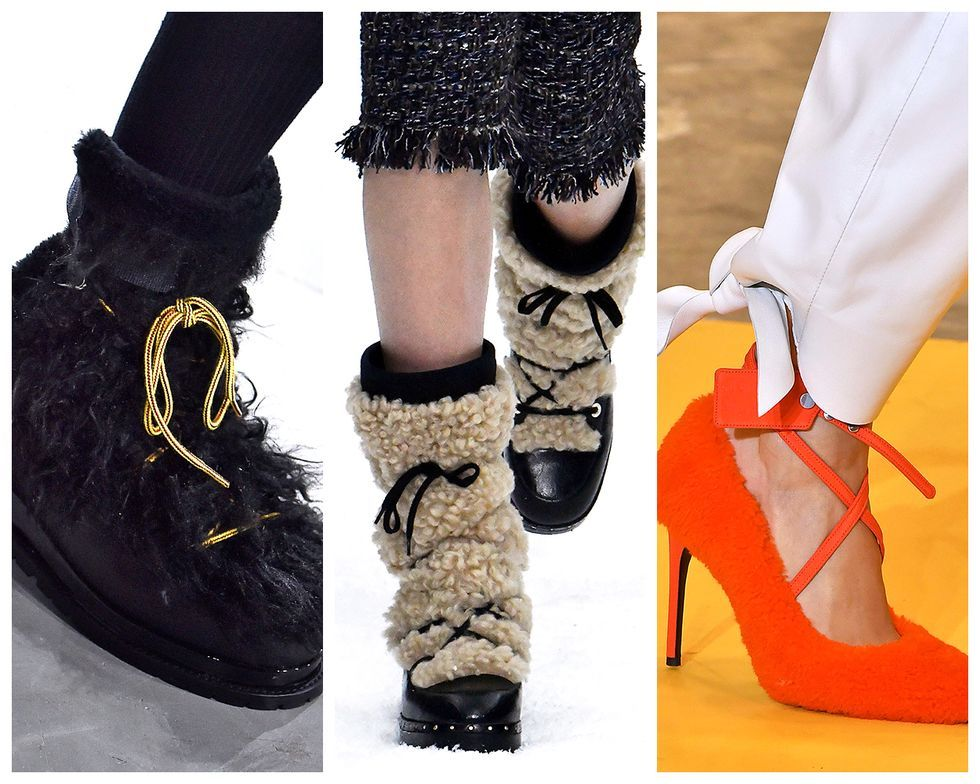 The 9 Best Fall Shoe Trends to Buy at Zara | Who What Wear