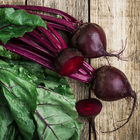 fall superfoods beets