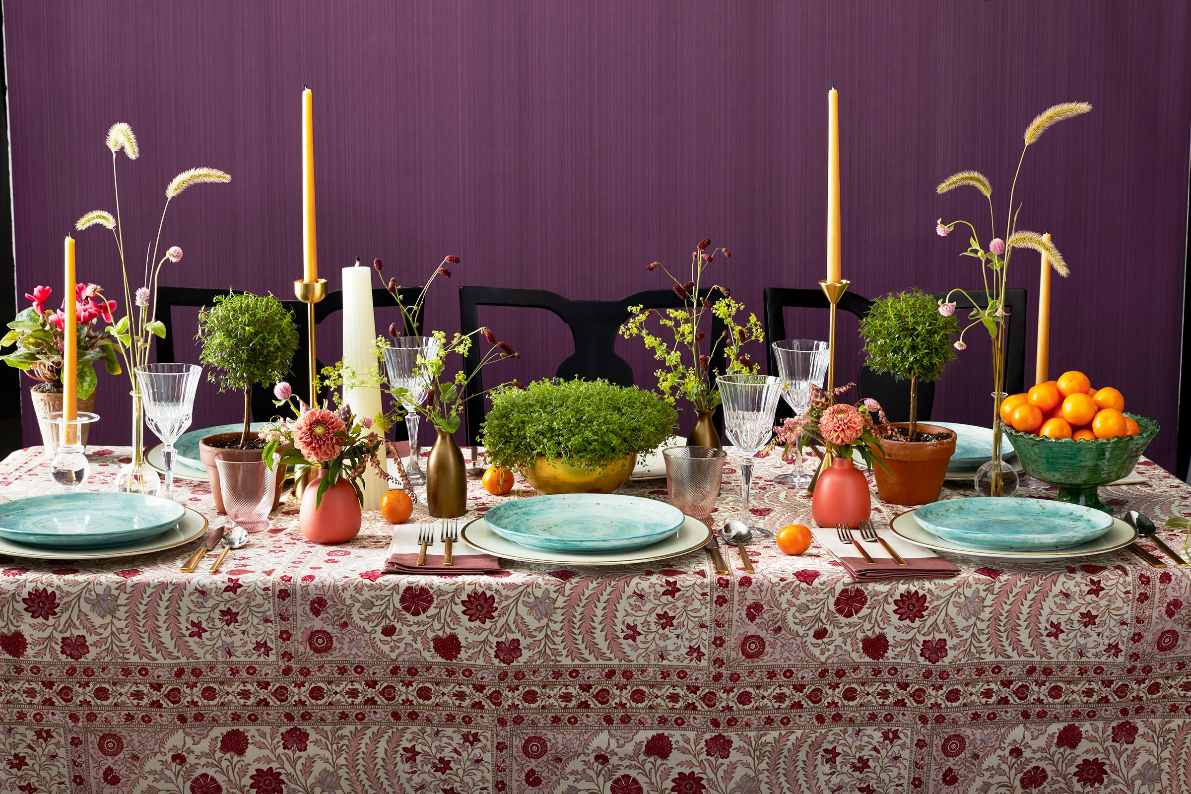 35 Fall Table Decorations Ideas For Autumn Tablescape And