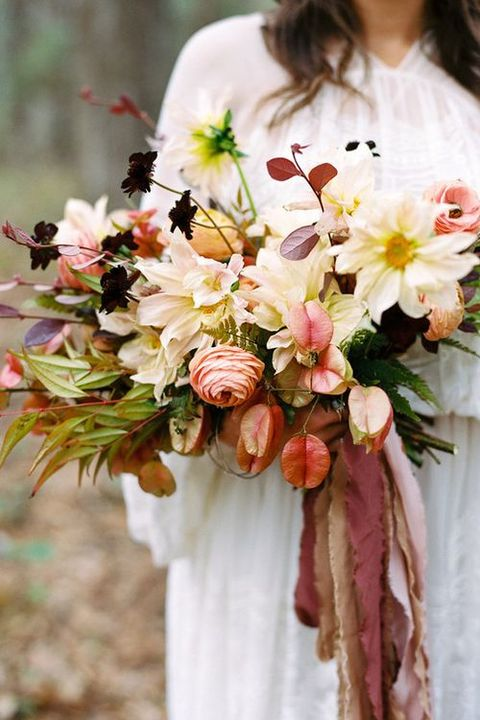 12 Fall Wedding Ideas - Rustic Decorations for a Fall Wedding