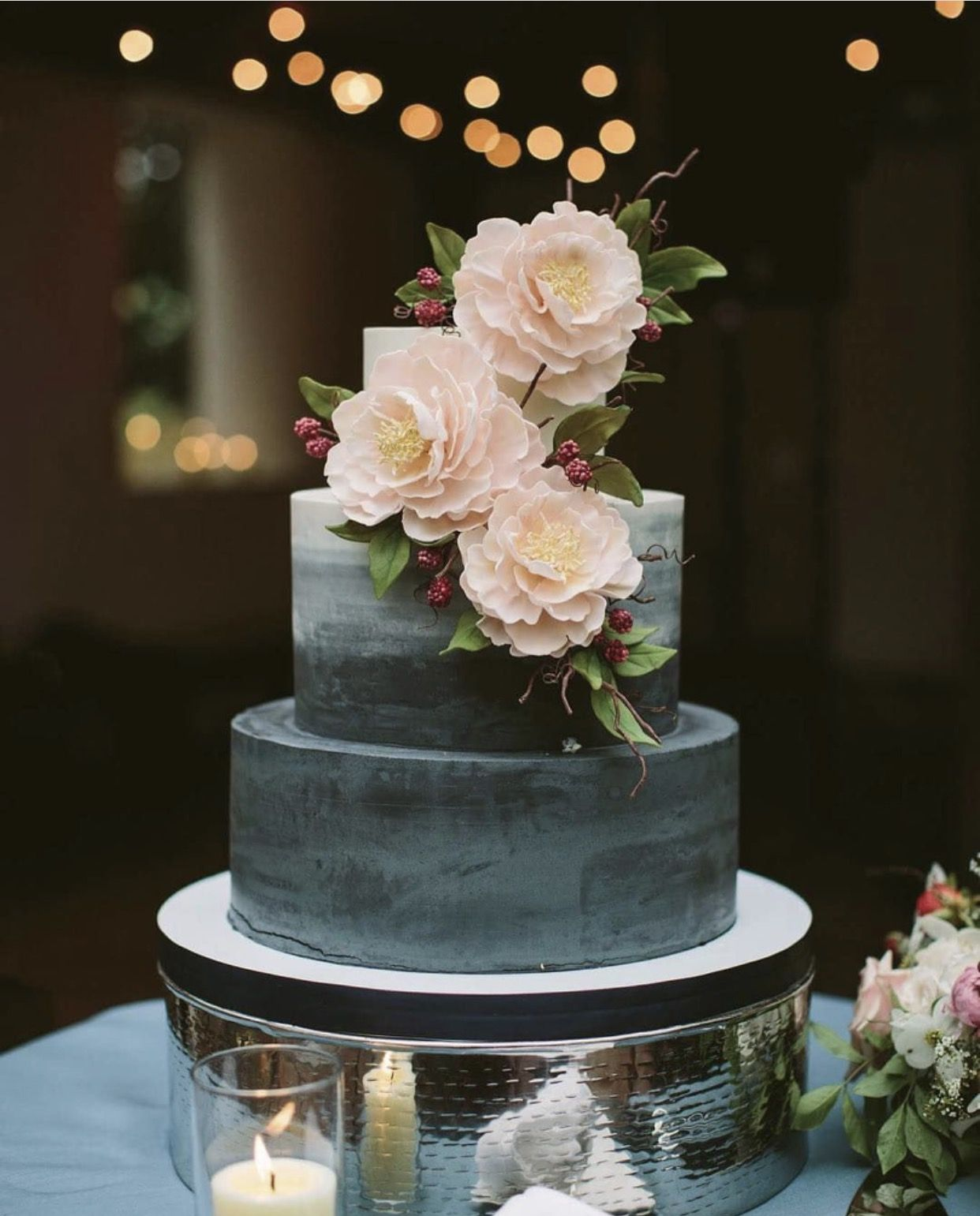 22 Decadent Fall Wedding Cakes Gorgeous Fall Wedding Cake Ideas